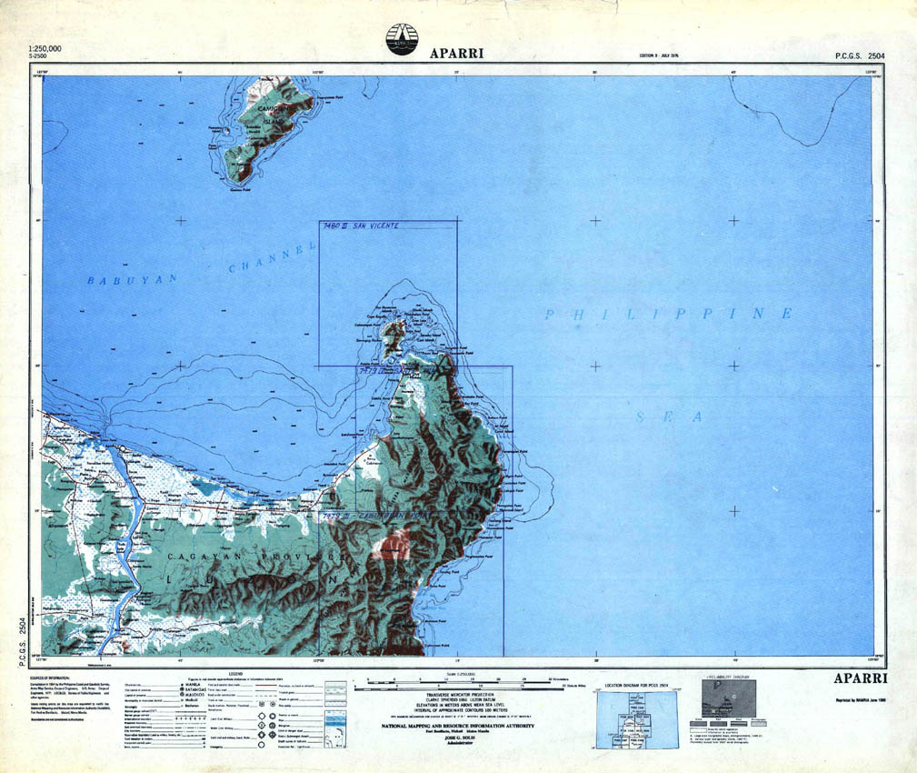 NAMRIA   The Central Mapping Agency of the Government of the Philippines