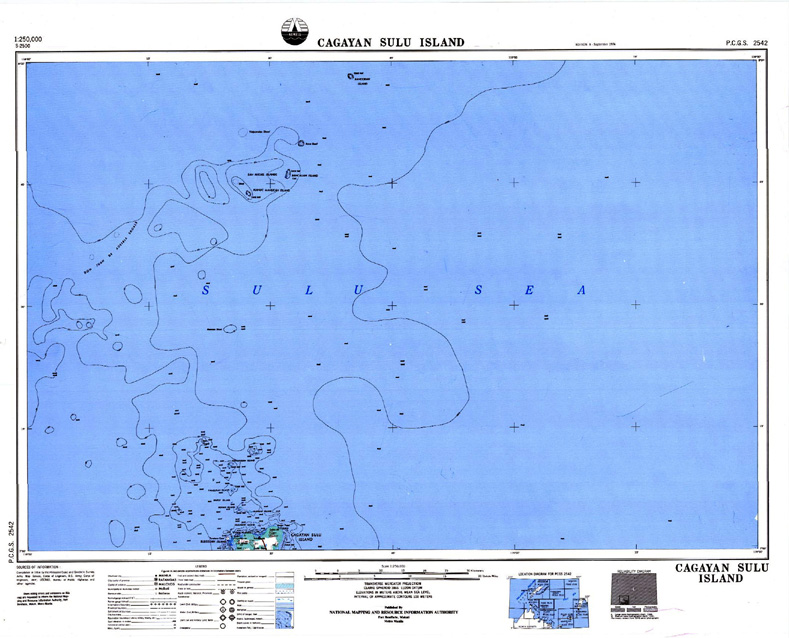 NAMRIA | The Central Mapping Agency of the Government of the Philippines