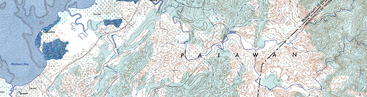 Topographic Base Mapping
